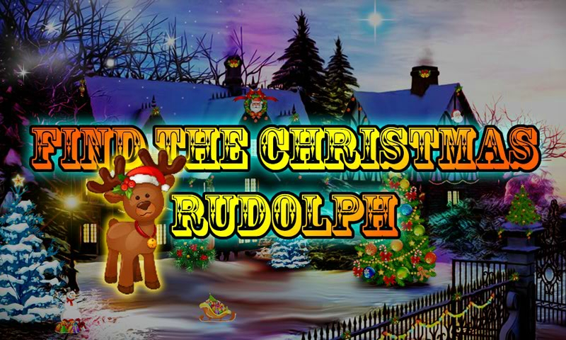 Find The Christmas Rudolph