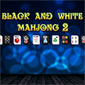 Mahjong Black White 2 Untimed